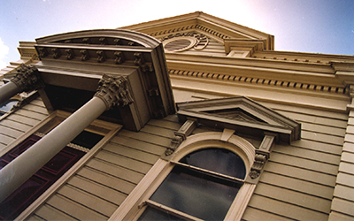 Old Masonic Hall to see new public forum