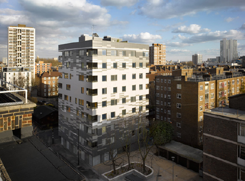 Murray Grove apartments