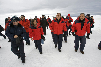 Ban-Ki-moon-in-Antartica
