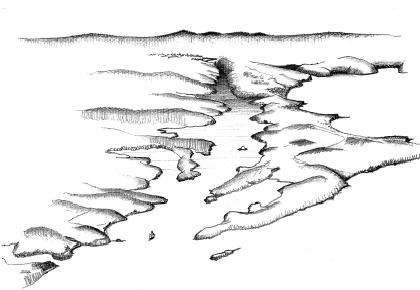 Arial of Waiwera, Te Muri and Mahurangi