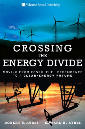 Crossing the Energy Divide cover