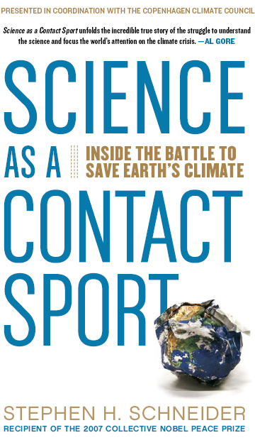 Science as a Contact Sport cover