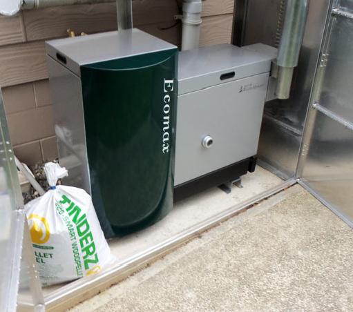 Ecomax, exterior installation