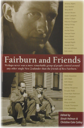 Fairburn and Friends cover