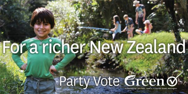 For a Richer New Zealand pamphlet