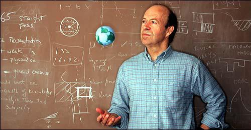 Dr James E Hansen