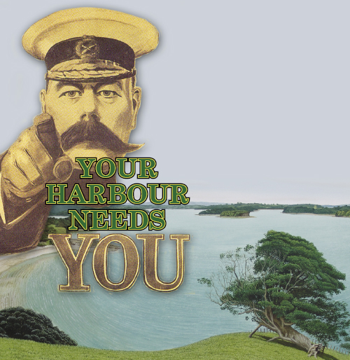 Kitchener, Your Harbour Needs You