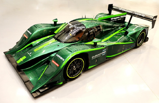 Lola-Drayson electric racing car