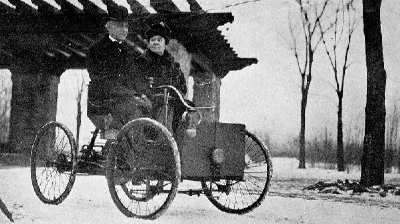 Fords and the Quadricycle