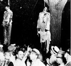 Strange Fruit lynching