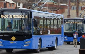 Van Hool trolleybus trial, Parma