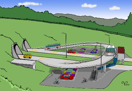 Mahurangi motorway