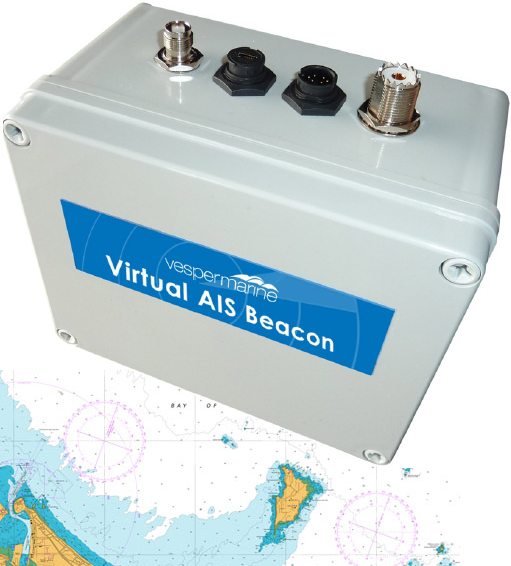 Vesper Marine virtual AIS beacon