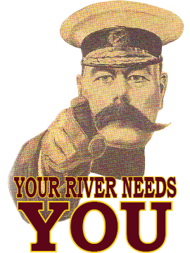 Kitchener: Your river needs you