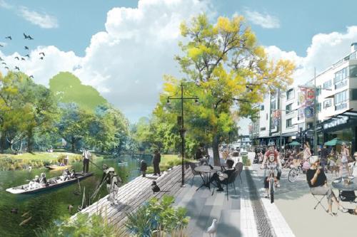 Avon River rendering