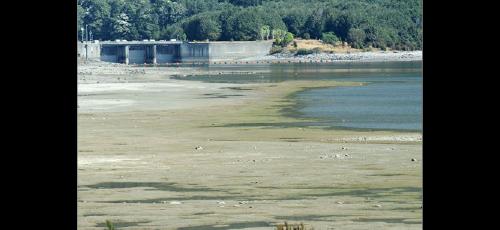 Low Te Anau lake level