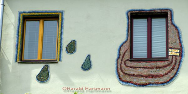 Hundertwasser, window rights