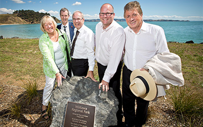 50th celebrations avert requiem for regional parks