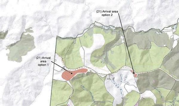 Draft Te Muri concept plan