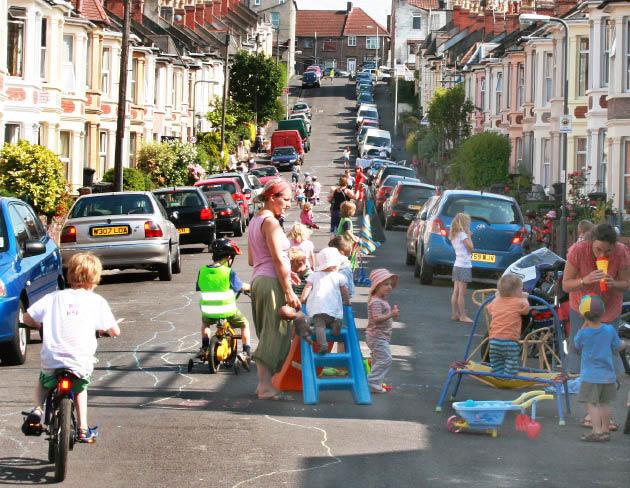 Bristol street play