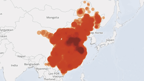 China, pollution