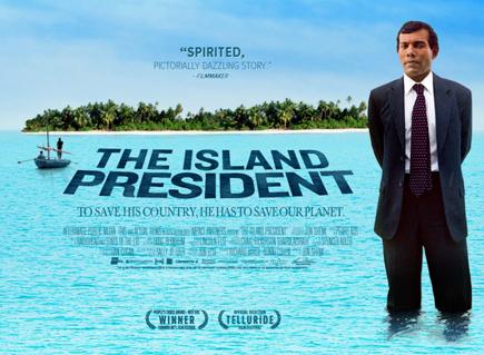 The Island President billing