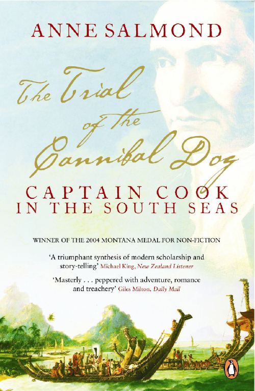 The Trial of the Cannibal Dog cover