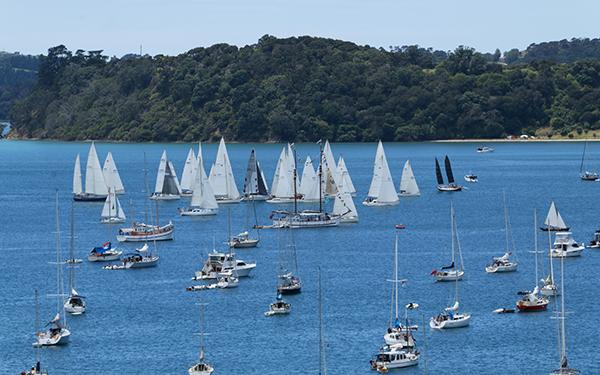 Sullivans Bay, Mahurangi Regatta