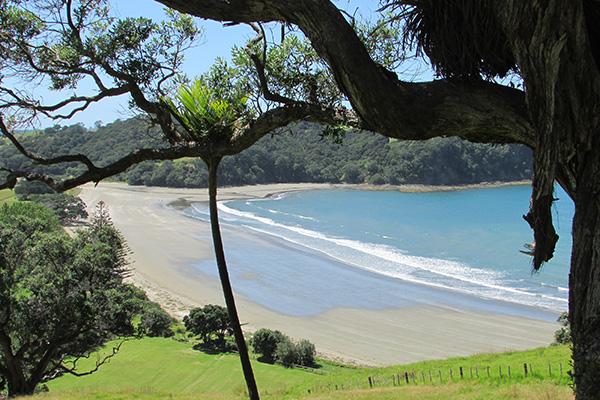 Te Muri Beach