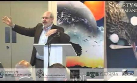 Sir Peter Gluckman, Transit of Venus Forum 2012