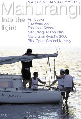 Mahurangi Magazine, January 2007