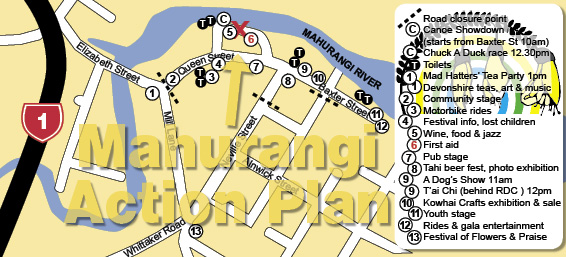 Warkworth map