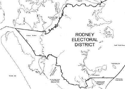 Rodney Electorate