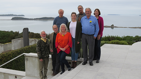 Mahurangi Coastal Trail Trust, 29 August 2015