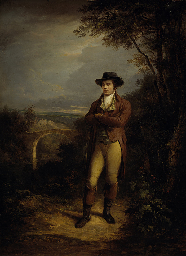 Robert Burns, Alexander Nasmyth