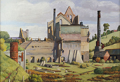 Wilson Cement Works, Peggy Spicer