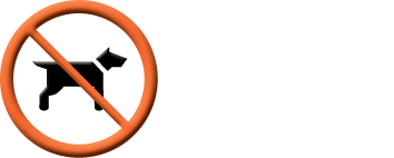 No-dogs symbol
