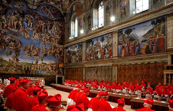 Papal Conclave, 2013