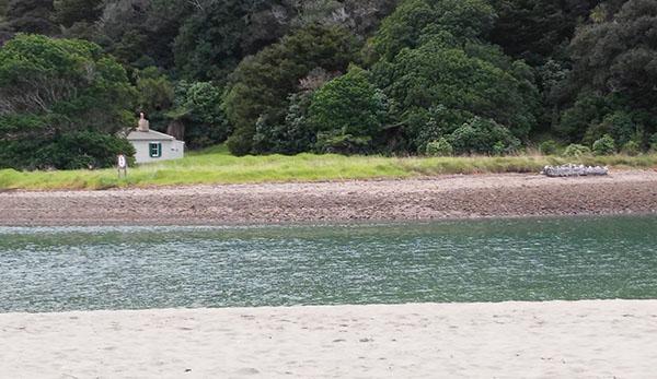 Pūhoi Cottage