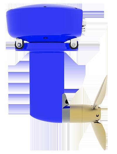 Oceanvolt hydro generation