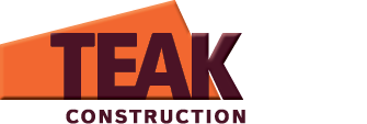 Teak Construction logo