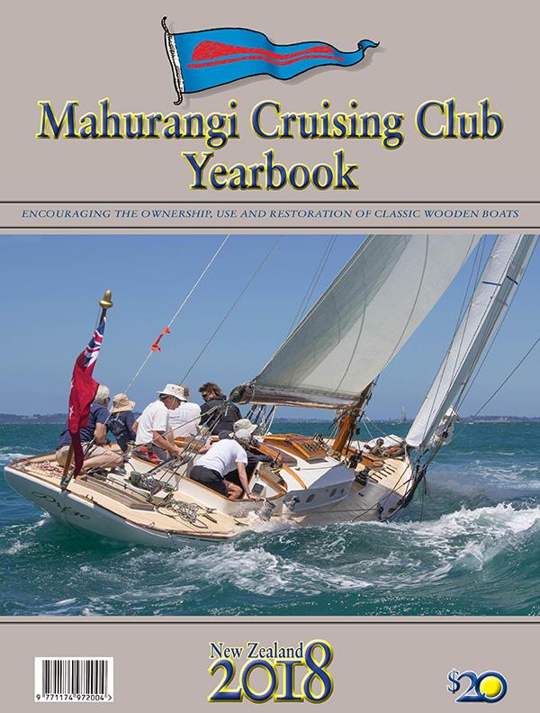 Mahurangi Cruising Club yearbook
