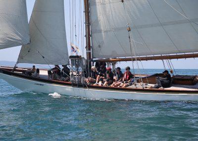 Thelma seaward of Saddle
