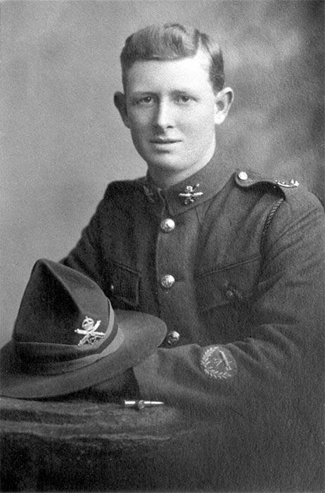 Tudor Collins, 19 years