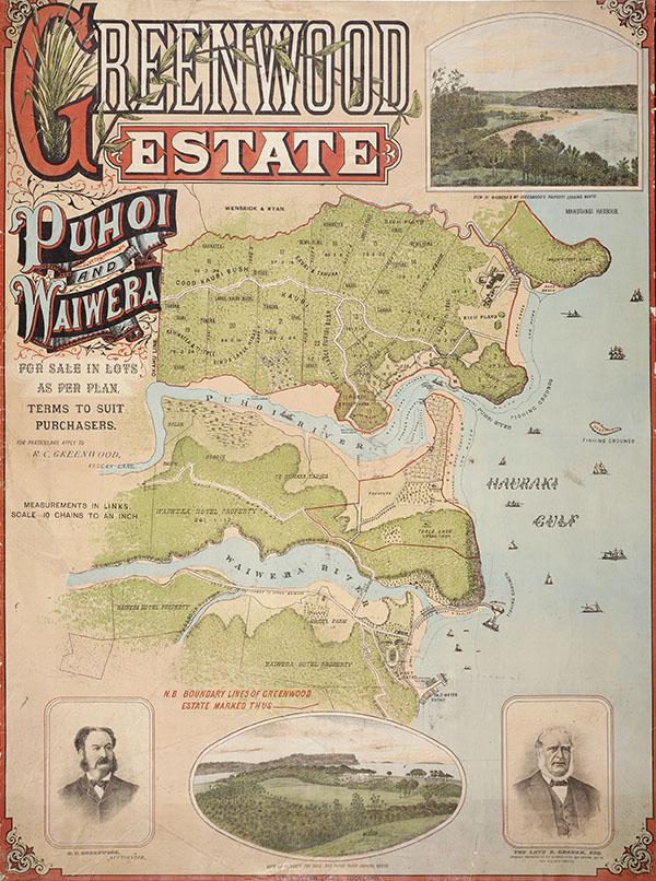 Greenwood Estate promotional plan
