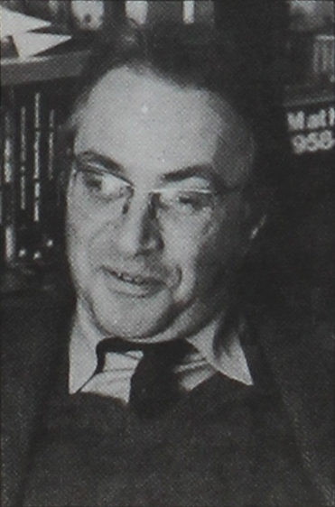Dr Brian Lawrence Meek, 1934–1997