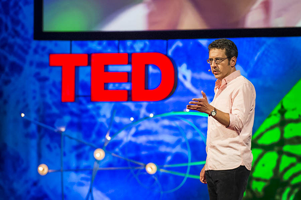 George Monbiot, TEDGlobal, 2013