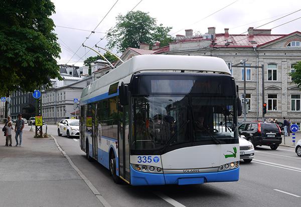 Tallinn Trolleybus 355