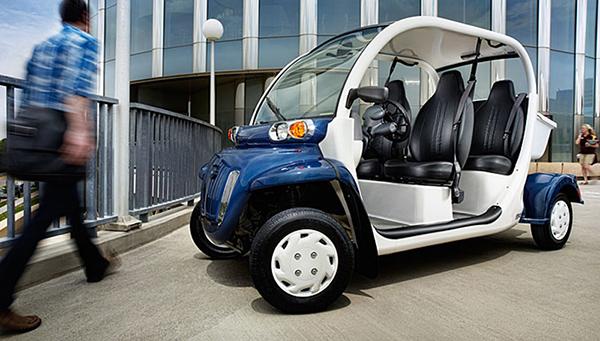 Gem electric vehicle