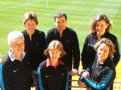 Sustainable Farming Fund team, 2007